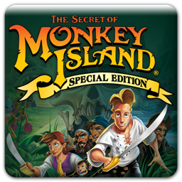 Ícone do app The Secret of Monkey Island ™: Special Edition