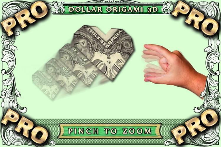 Dollar Origami+ screenshot-4