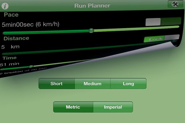 Run Planner