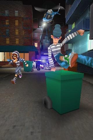 Cops & Robbers: COP MODE-0