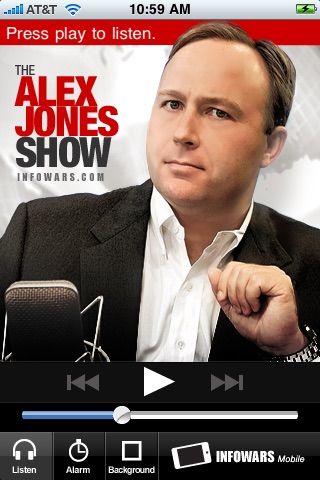 Alex Jones Radio