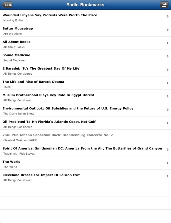 Public Radio App for iPad screenshot-3