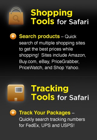 WebToolbox+ 60 Tools for Safari - HIGHLY USEFUL screenshot-3