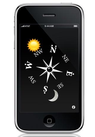 Sun Compass screenshot 1