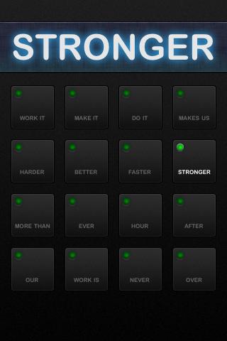 Harder Better Faster Stronger screenshot 4