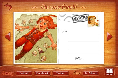 Finger Books-Gullivers Travels screenshot-3