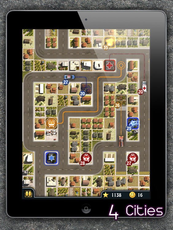 Rescue City iPad Edition screenshot-2