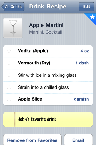Top Shelf Drinks screenshot 1