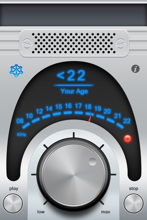 Age Test Free - Test Your Ear Age!