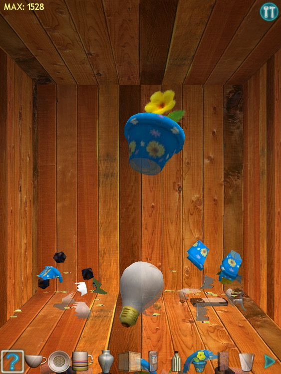 Smash Room 3D HD screenshot-0