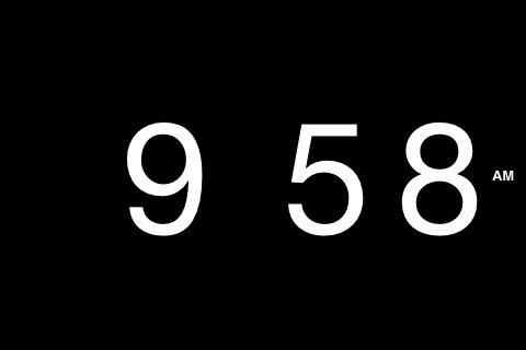 Digital Clock screenshot-3