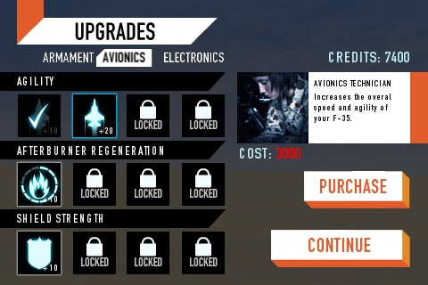 Strike Fighter screenshot-4