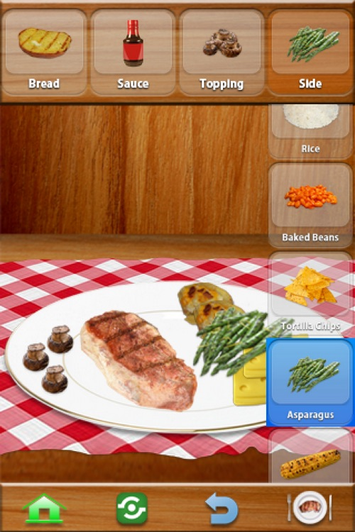 Steak House : For All You Meat Lovers!!! - Free screenshot-4