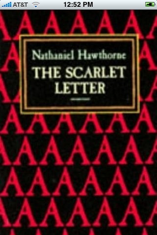 The Scarlet Letter (a novel by Nathaniel Hawthorne)