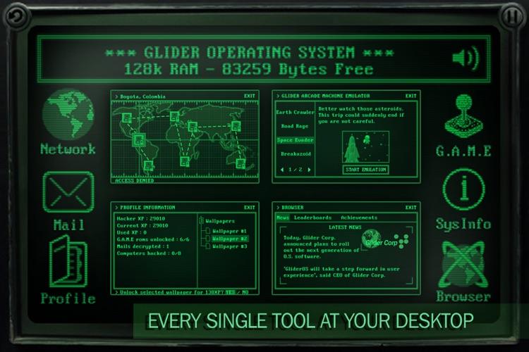 The Hacker screenshot-3