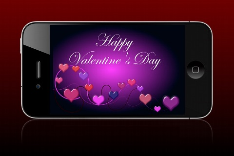 Be Mine - Valentine's Day Card Creator screenshot-0