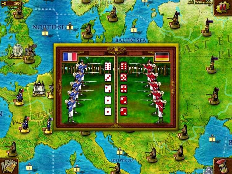 European War for iPad screenshot-4