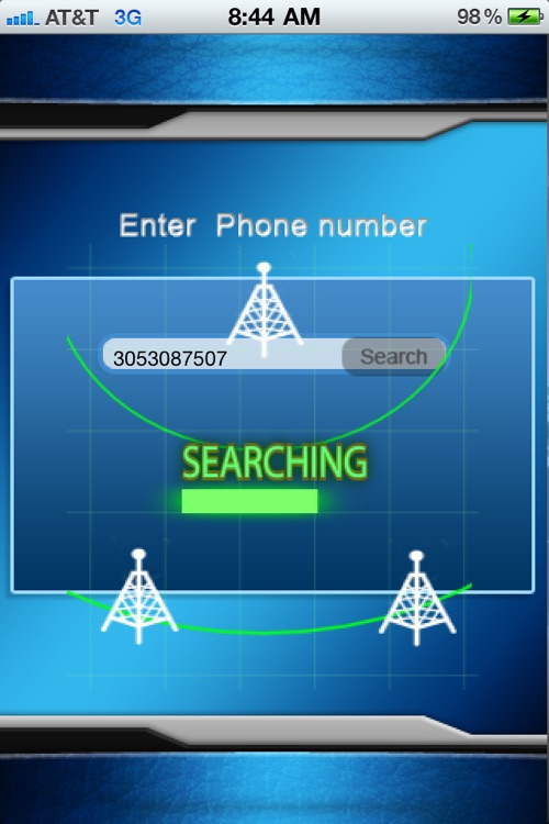 Cell Phone Locator Deluxe screenshot-3