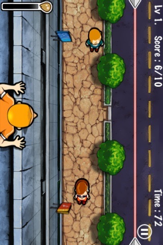 Screenshots of Spit On The Roof Free for iPhone