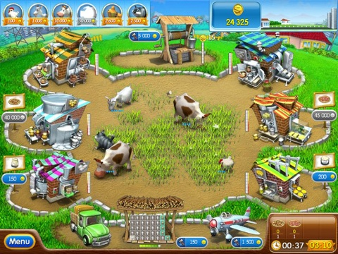 Farm Frenzy 2: Pizza Party HD | App Price Drops