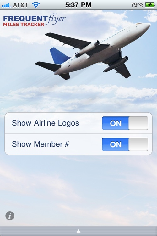 Frequent Flyer Miles Free screenshot-3