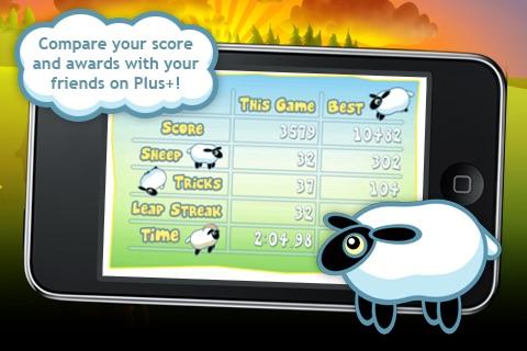 Leap Sheep! HD screenshot-4