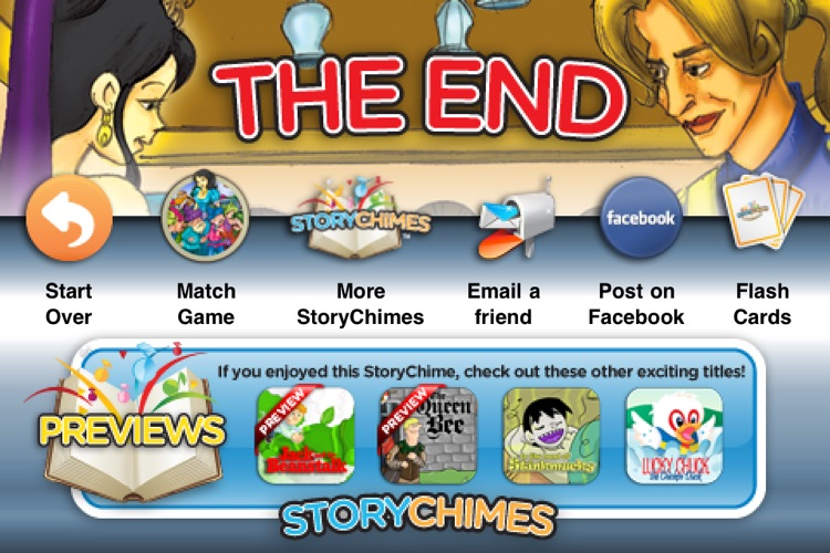 Snow White Storychimes (FREE) screenshot-4