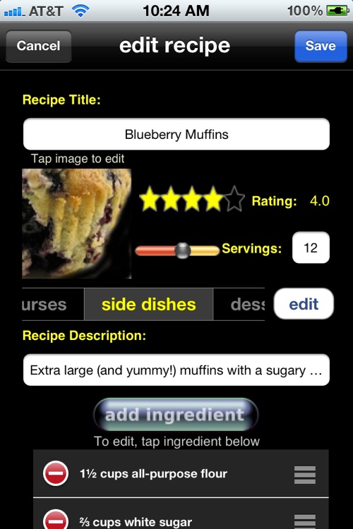 All My Recipes screenshot-3