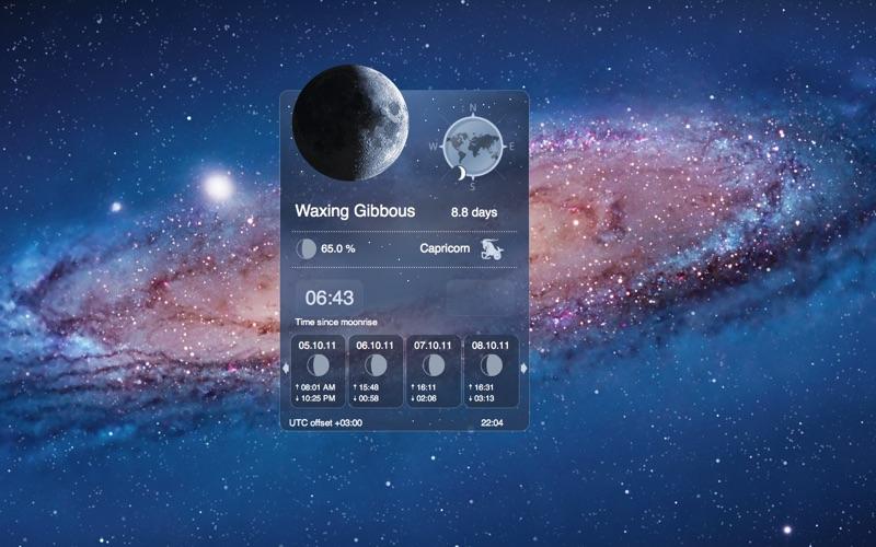 Moon Phase Gadget på PC