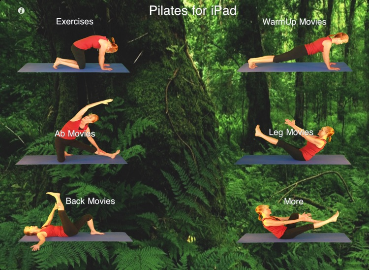 Pilates for iPad