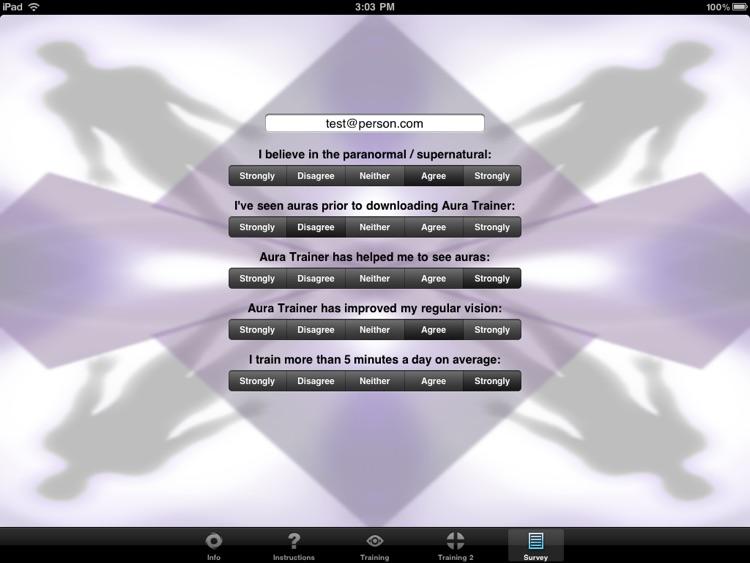 Aura Trainer HD : Learn To See Auras screenshot-4