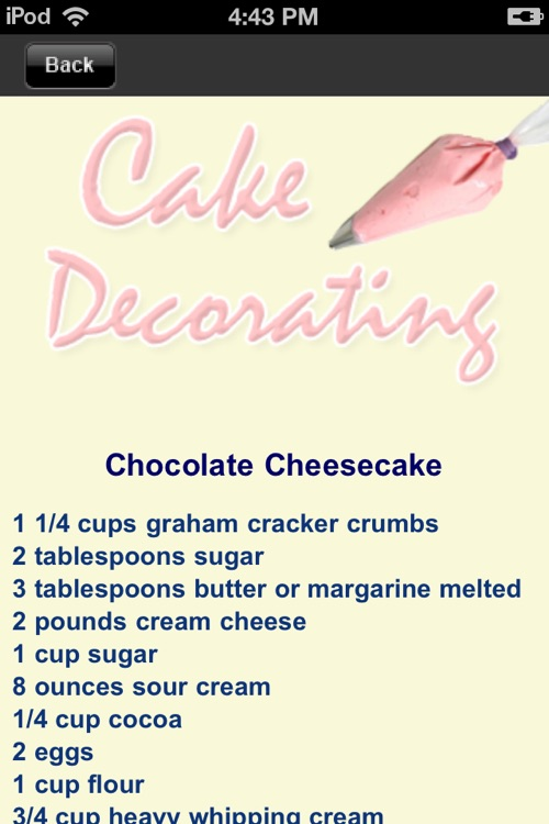 Cake Decorating Tips screenshot-4