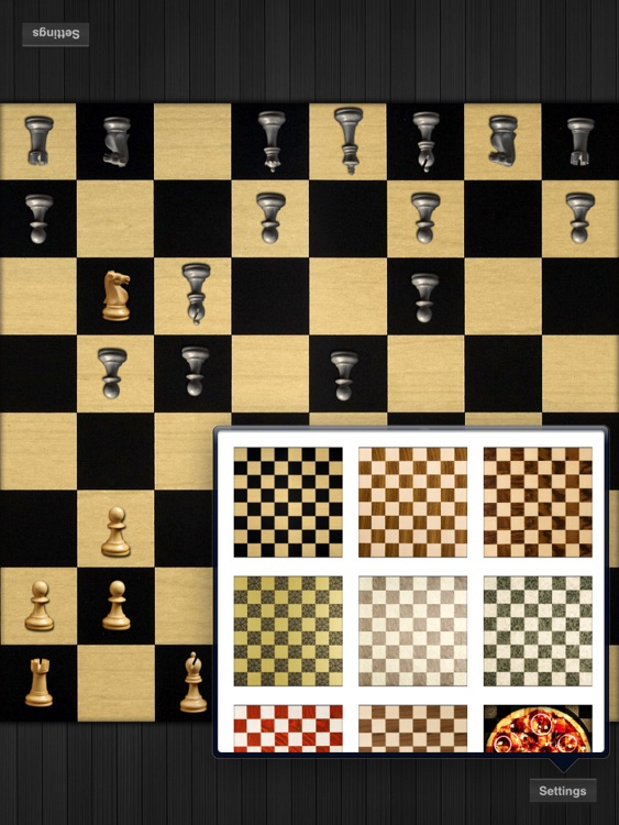 Chess for the iPad