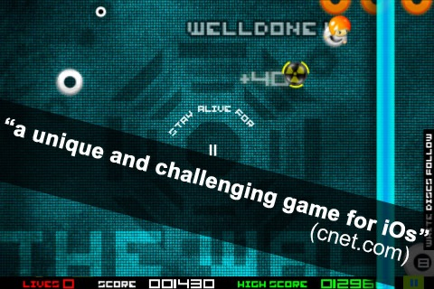 Tap Disc Lite screenshot-3