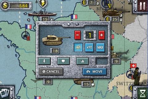 European War 2 Lite screenshot-4