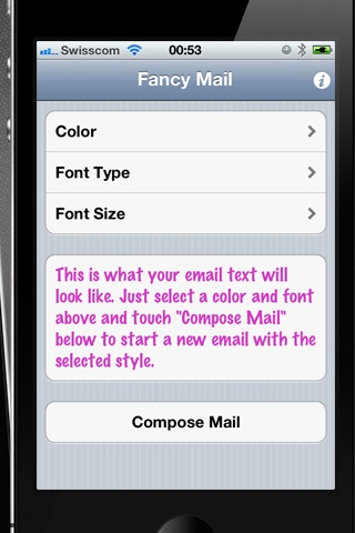 Fancy Mail - Enhance Mail with Fonts and Colors