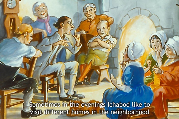 iStoryTime Classics Kids Book - The Legend of Sleepy Hollow screenshot-3