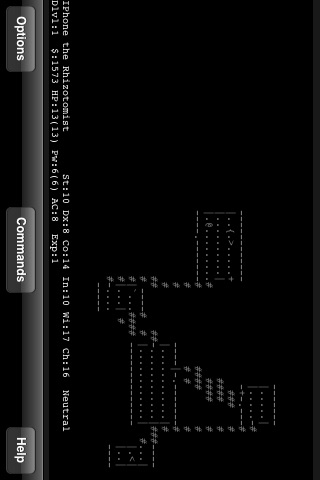 NetHack screenshot-2