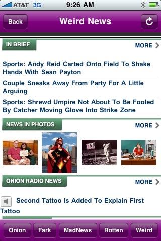 Weird News - Bizarre and Silly News screenshot-4