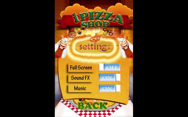 iPizza Shop Deluxe screenshot 5