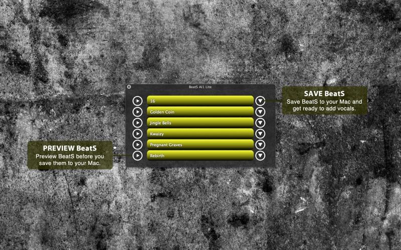 BeatS AI1 Lite Screenshot