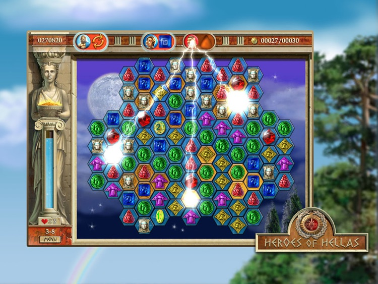 Heroes of Hellas HD screenshot-1