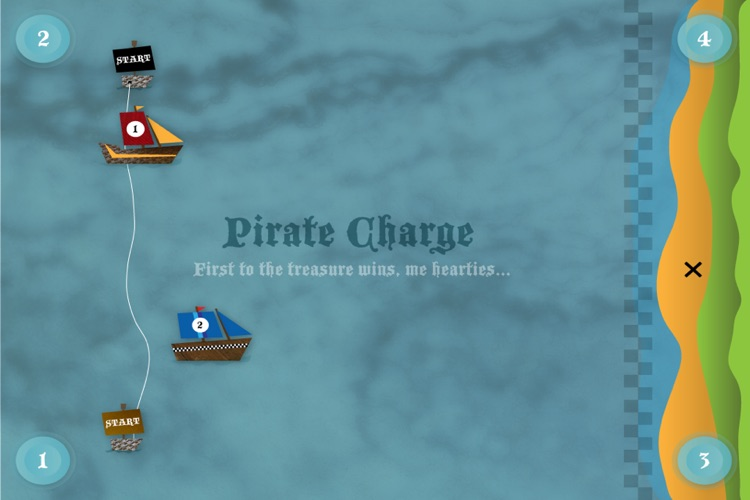 Pirate Charge