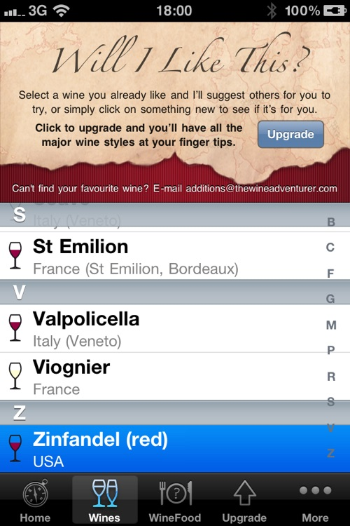 Wine Navigator® Free screenshot-1