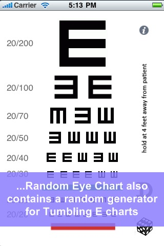 Random Eye Chart screenshot-2