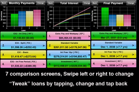 iHome - Loan, Mortgage and Property Analysis screenshot-4