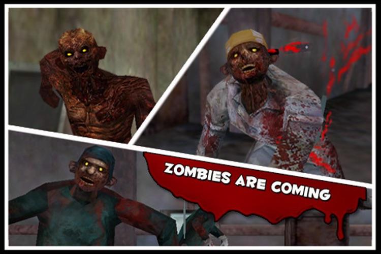 Zombie Crisis 3D:PROLOGUE