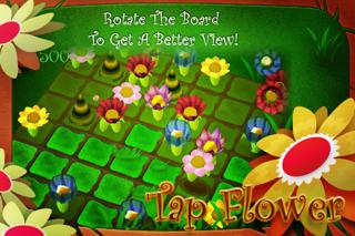 Tap Flower Lite screenshot three