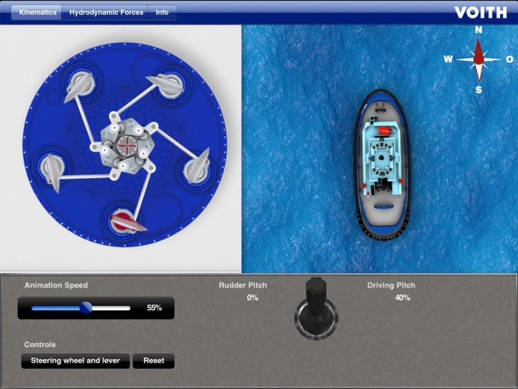 Voith iVSP HD - Interactive Voith Schneider Pro... screenshot-3