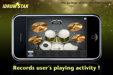 iDrumStar screenshot-2